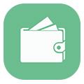 Логотип приложения учета финансов Monefy
