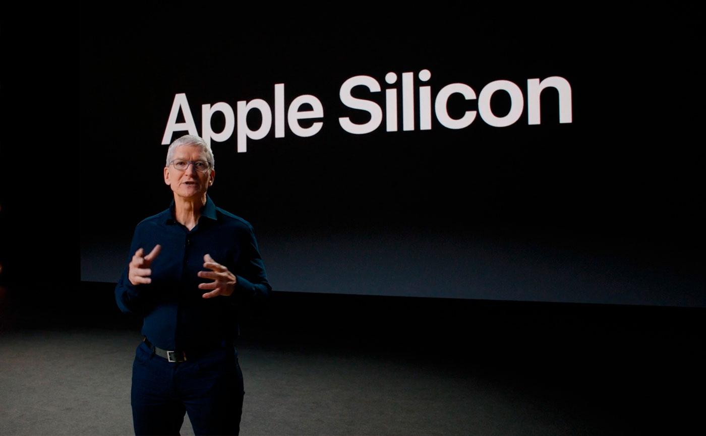 Apple переводит MacBook и iMac на собственные процессоры