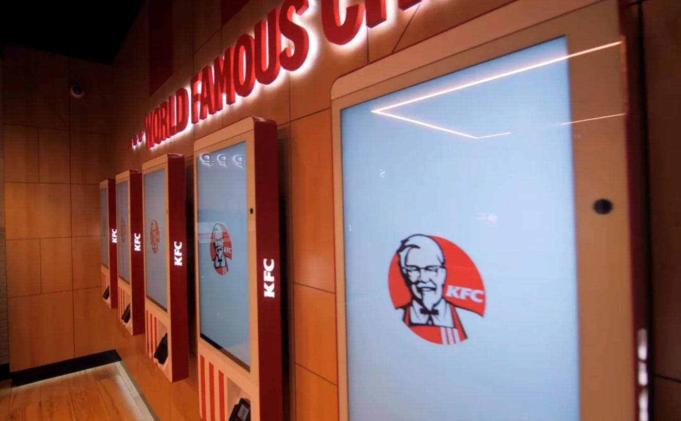 KFC открывает ресторан бесконтактного обслуживания. Пока только в Москве