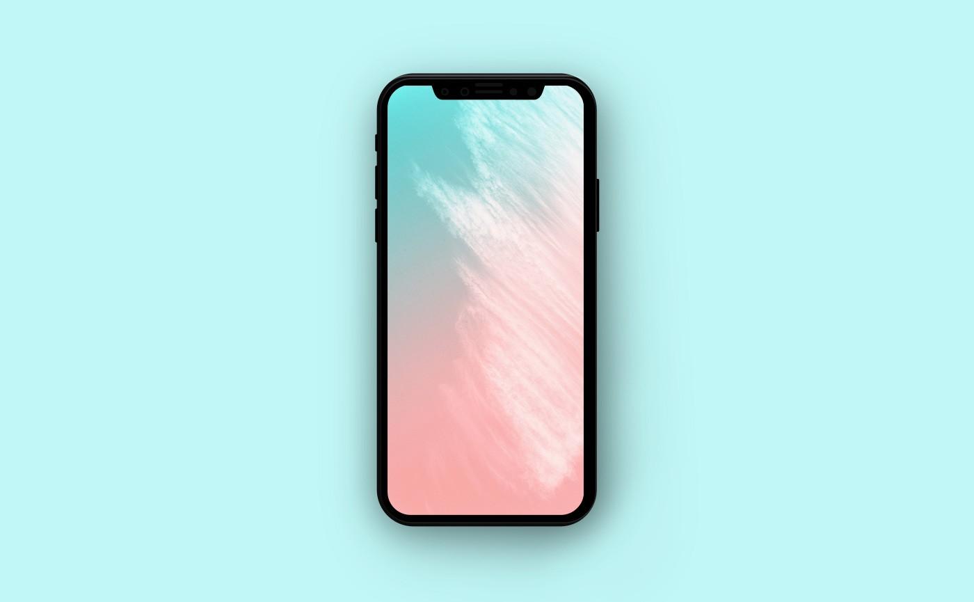 Обои для iPhone - прибой