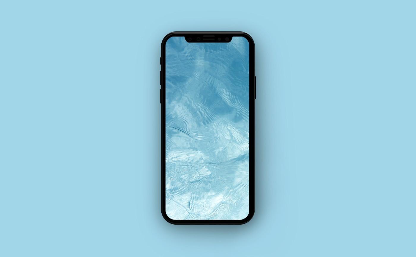 Обои для iPhone - гладь воды