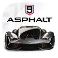 Логотип Asphalt 9