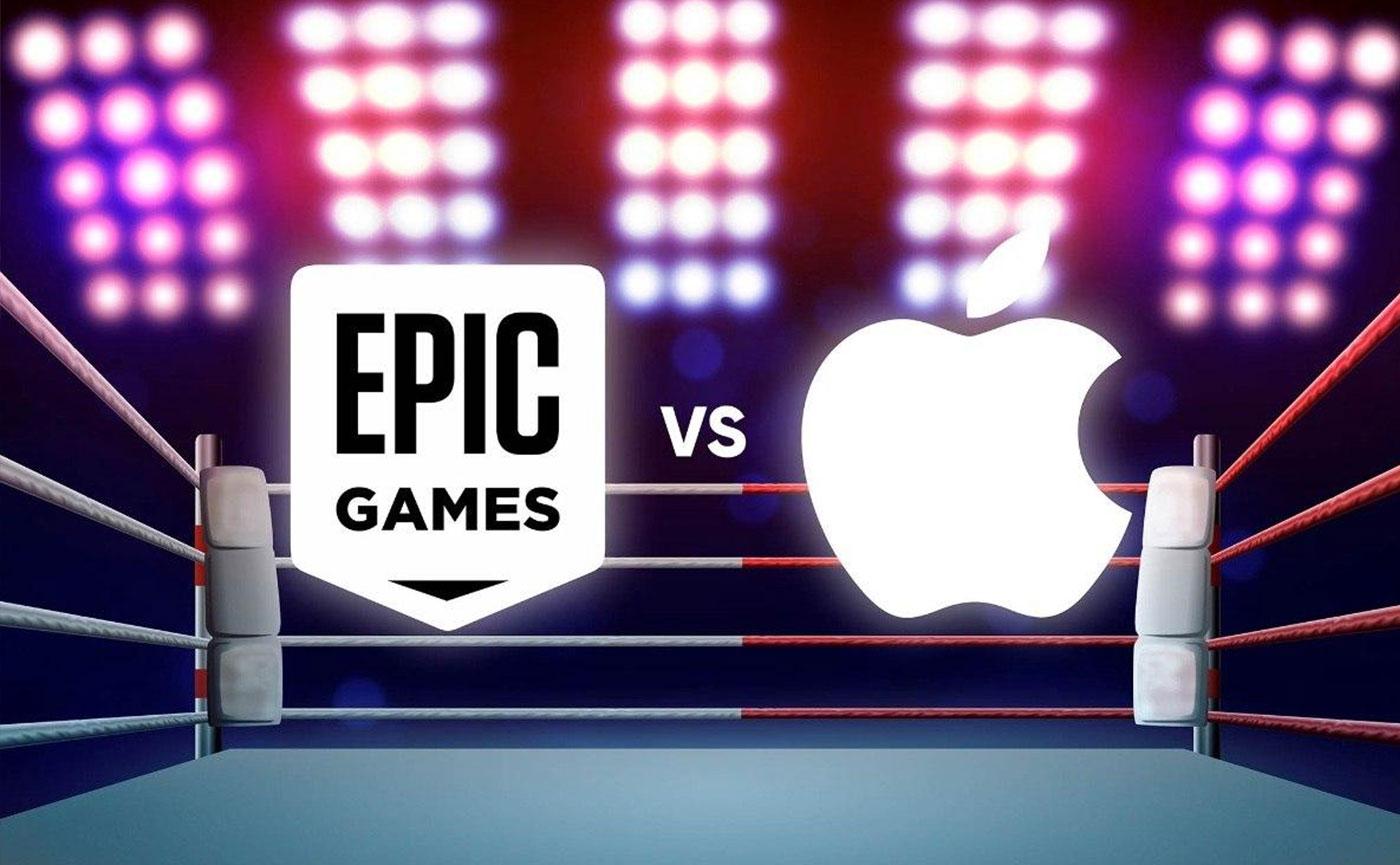 Apple против Epic Games