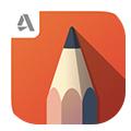 Autodesk SketchBook логоти