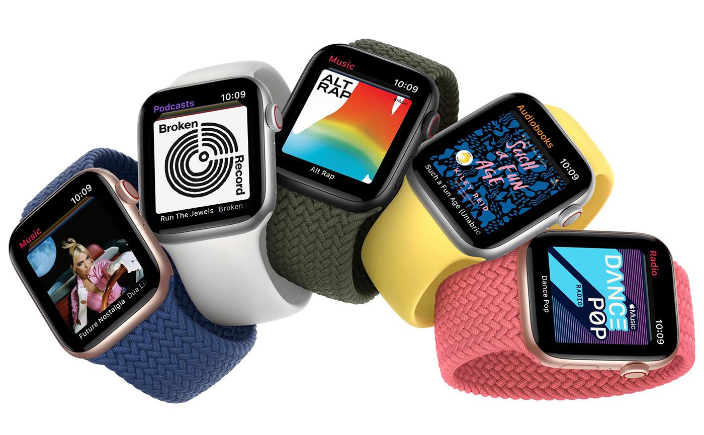 бюджетная версия яблочных часов