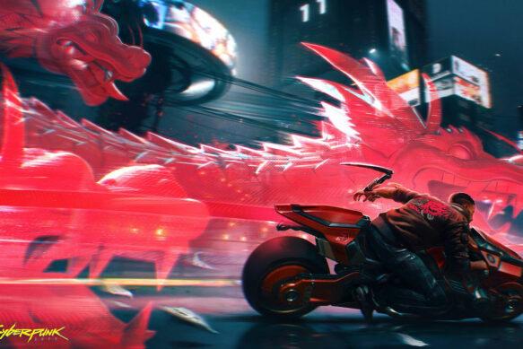 ТОП-5 автомобилей Cyberpunk 2077