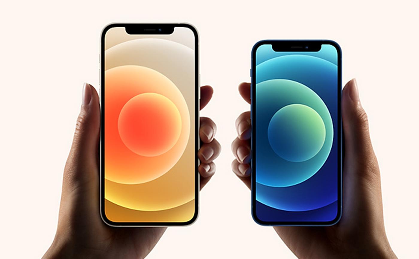 диагонали экранов айфон 12
