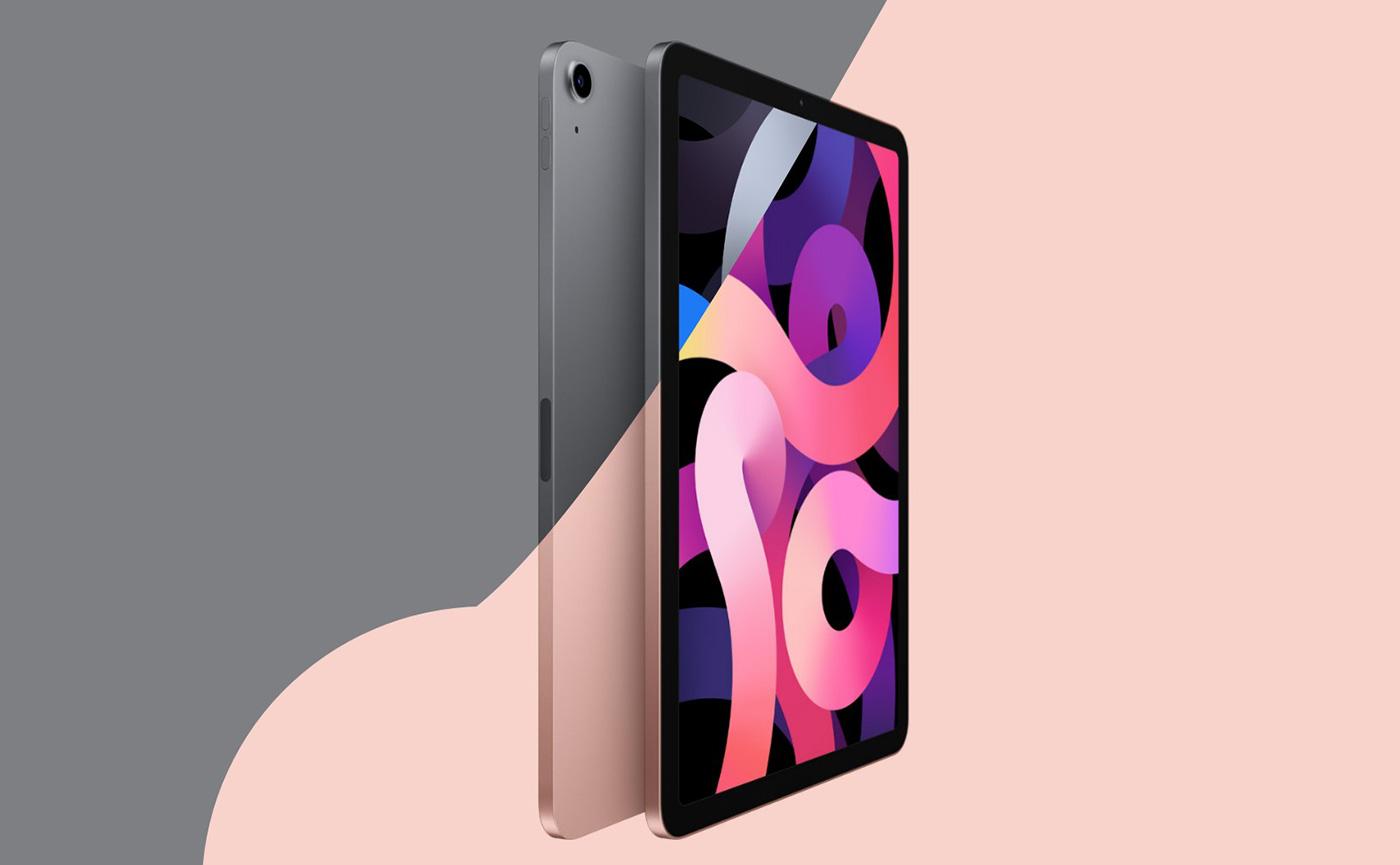 дизайн iPad Air 2020