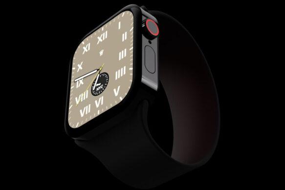 Новые Apple Watch 7: обновлённый дизайн и топовые датчики