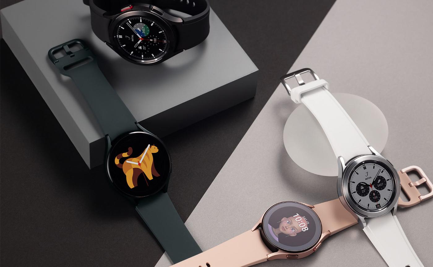 дизайн Watch 4