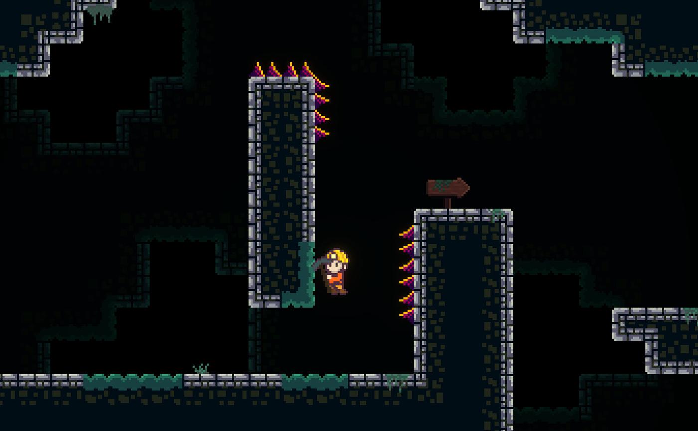 Eternal Cave Escape
