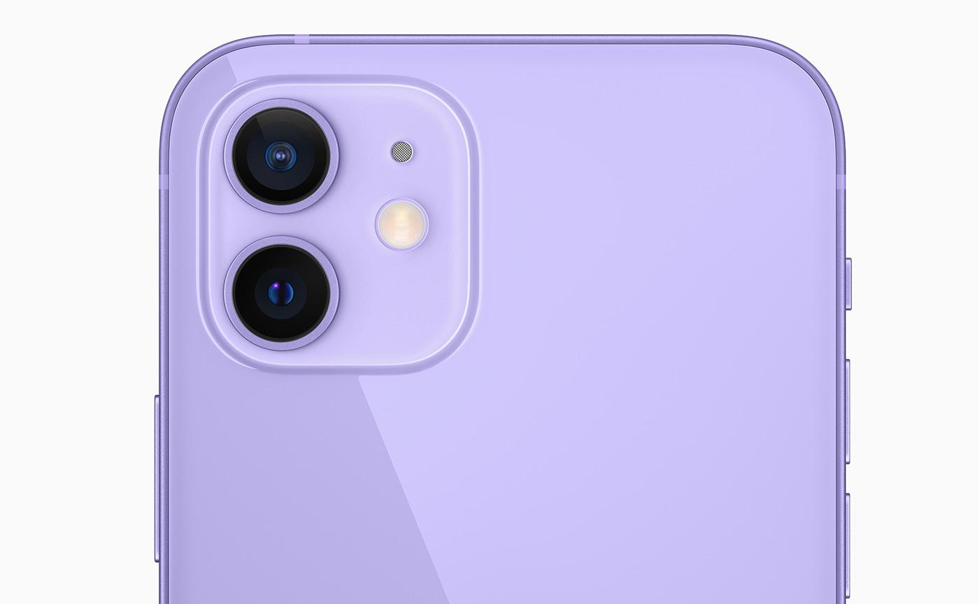 Новый цвет iPhone 12 и iPhone 12 Mini