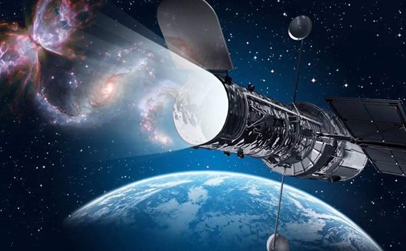 Связь с телескопом «ХАББЛ» утеряна, починят ли космическое устройство?