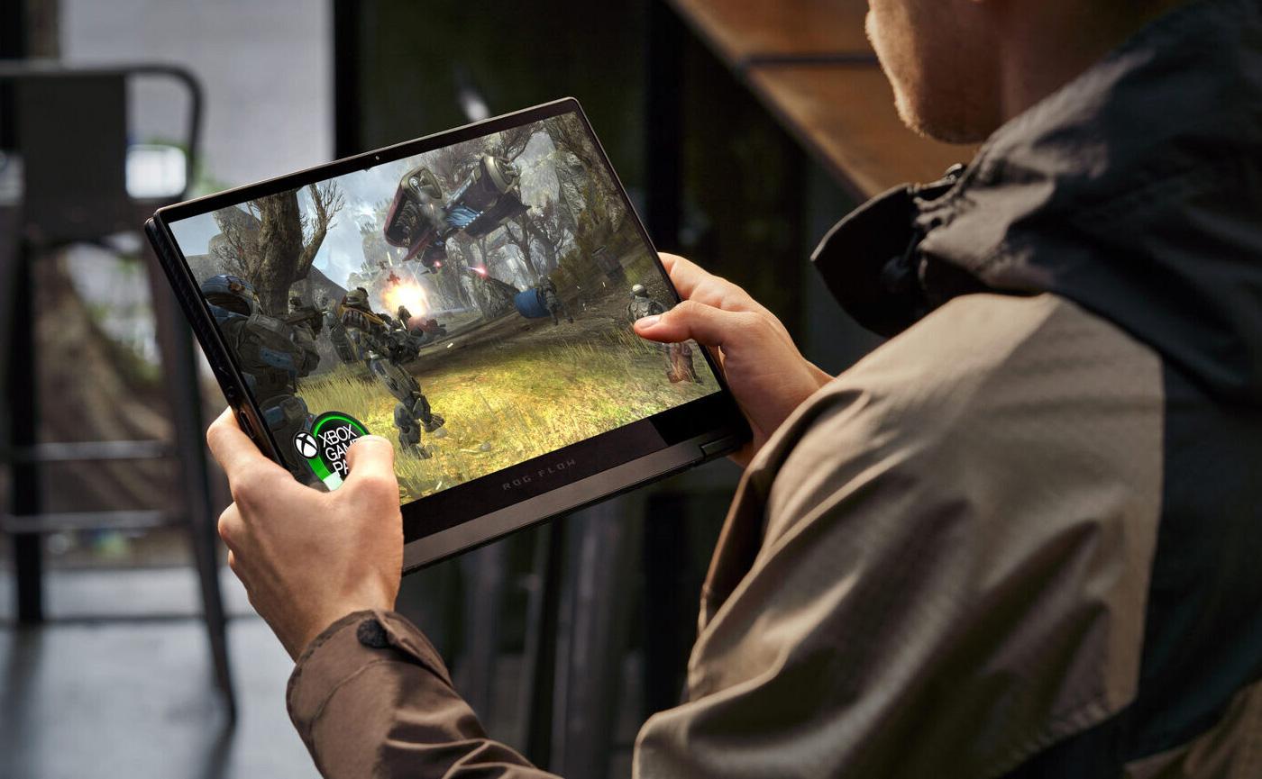 игровой ноутбук Flow X13