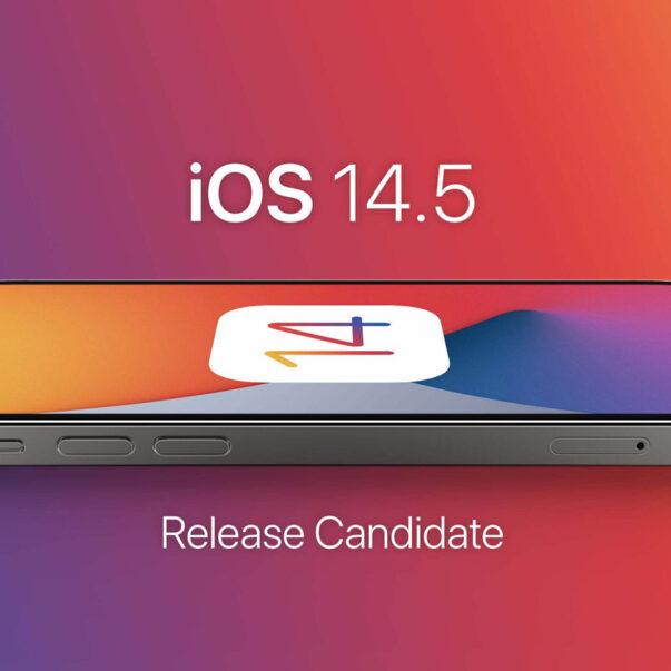 Релиз заключительной тестовой версии iOS 14.5