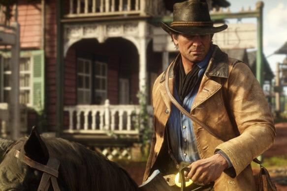 Rockstar и Sony работают над экранизацией Red Dead Redemption