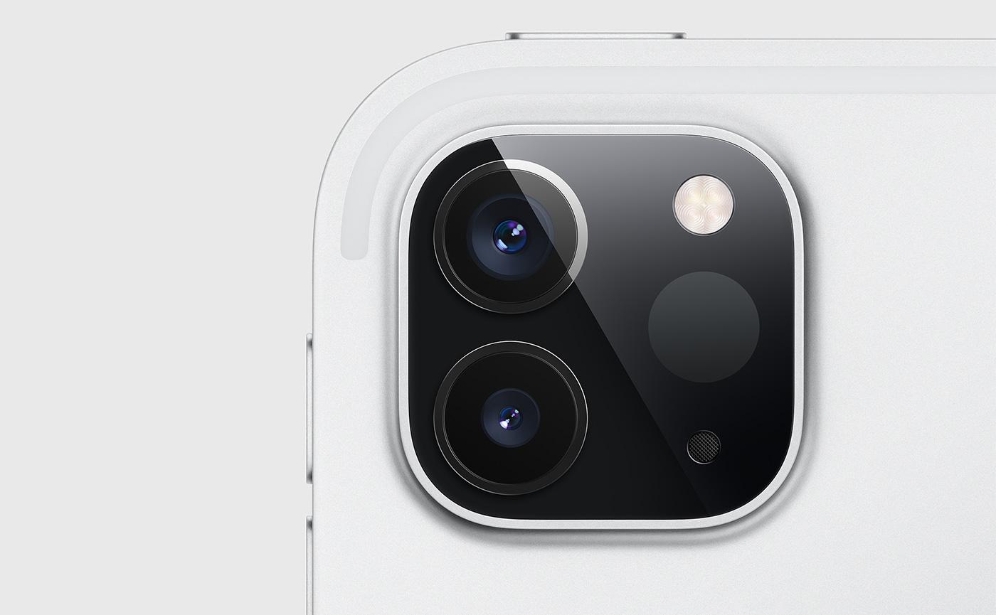 камеры ipad pro 2020