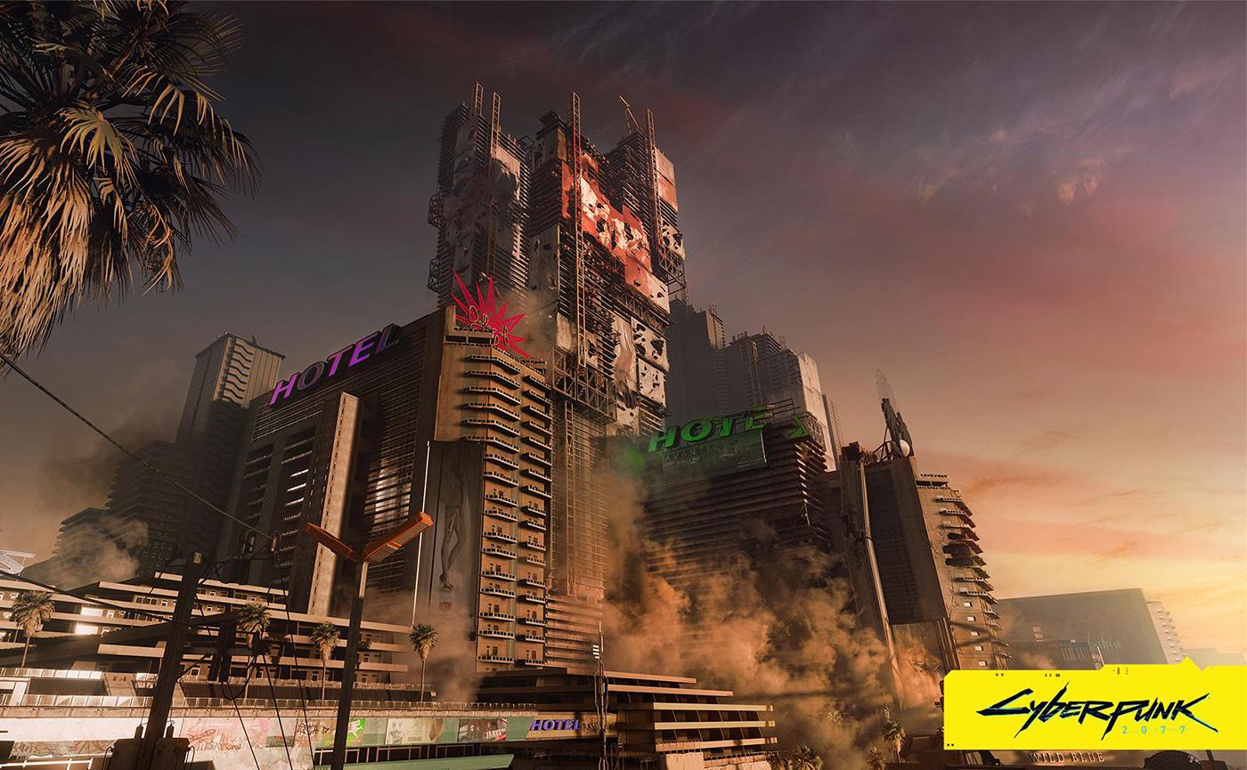 Киберпанк 2077 дата выхода