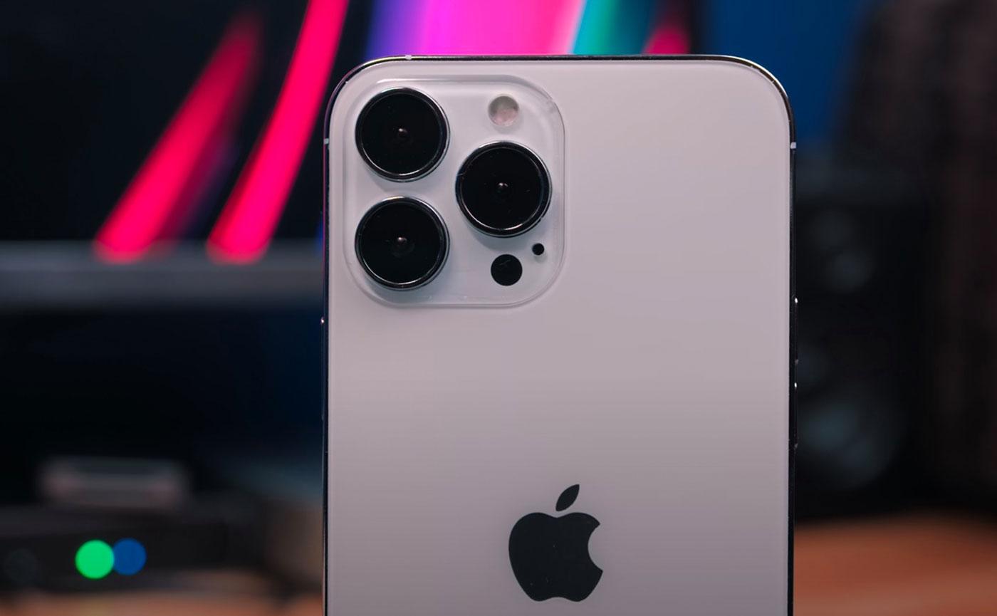 Новенькие iPhone 13