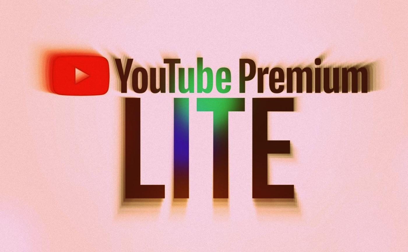 Экономная подписка Premium Lite в YouTube — просмотр видео без рекламы
