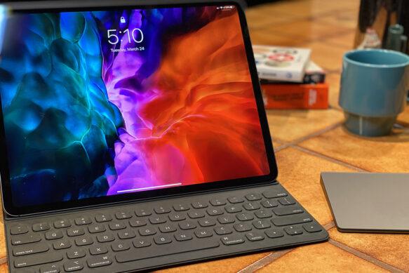 iPad Pro 2020: полный обзор версий в 11 и 12,9 дюймов
