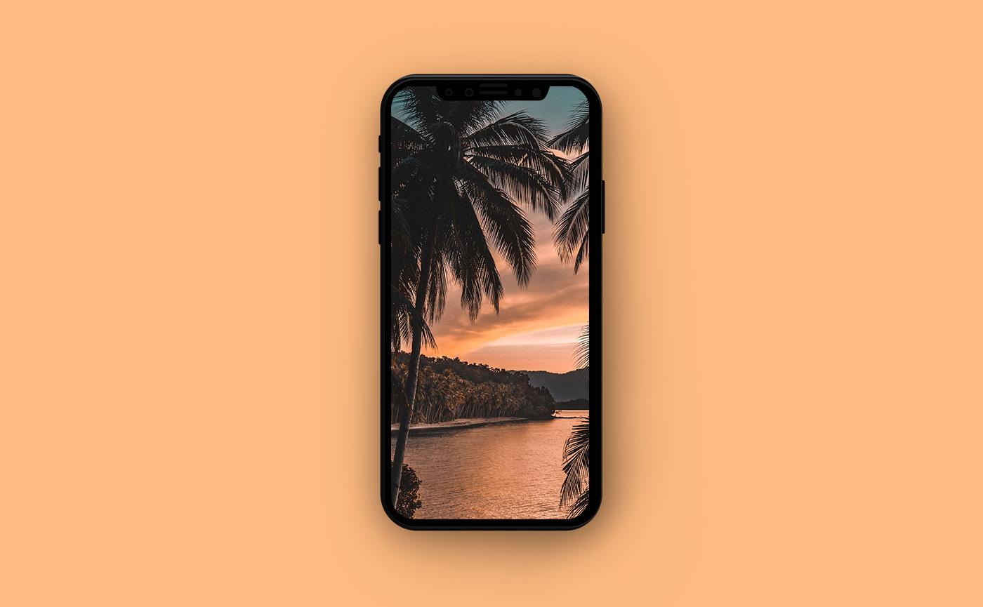 Обои для iPhone - Мальдивы