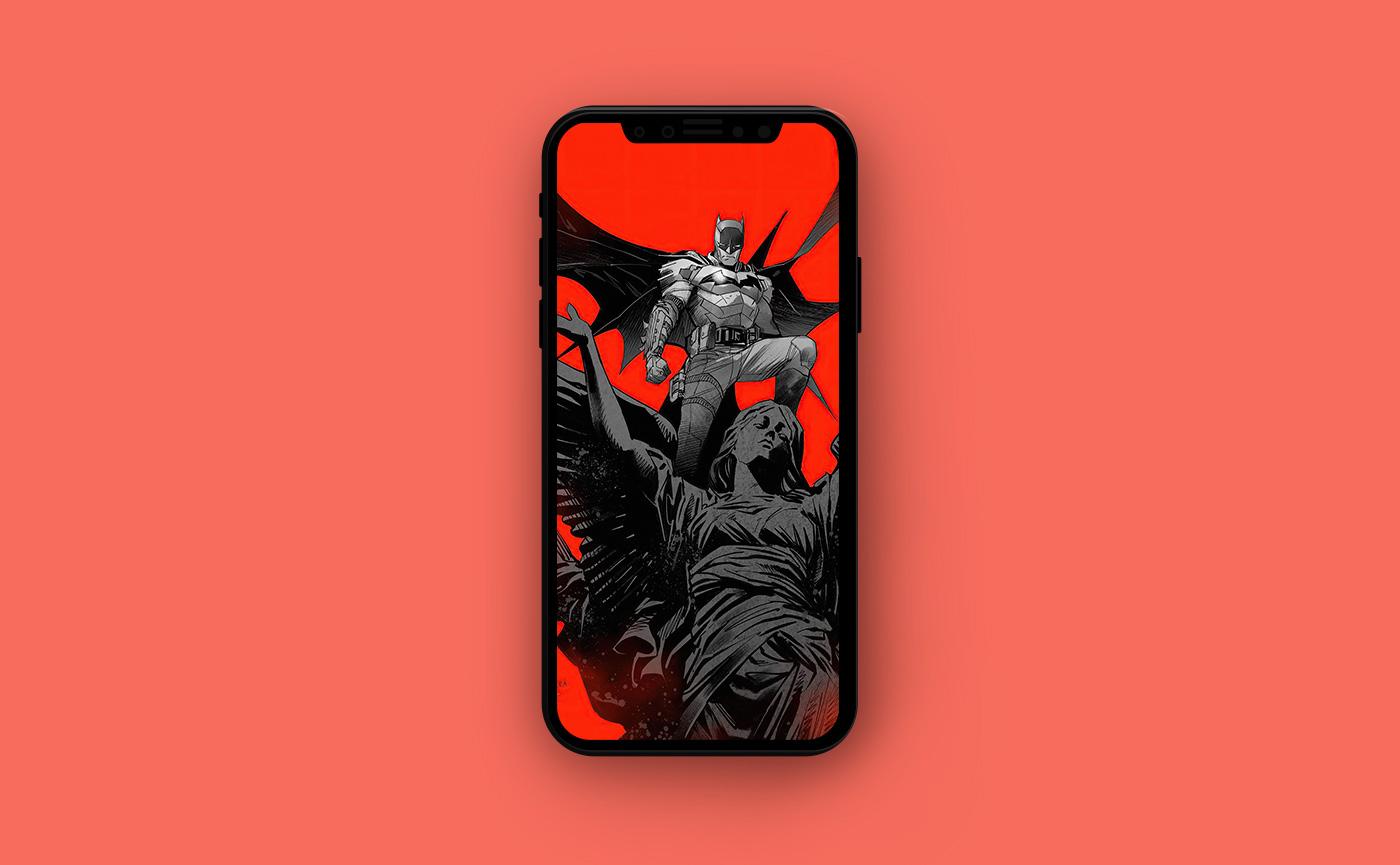 Киношные обои для iPhone - Бэтмен