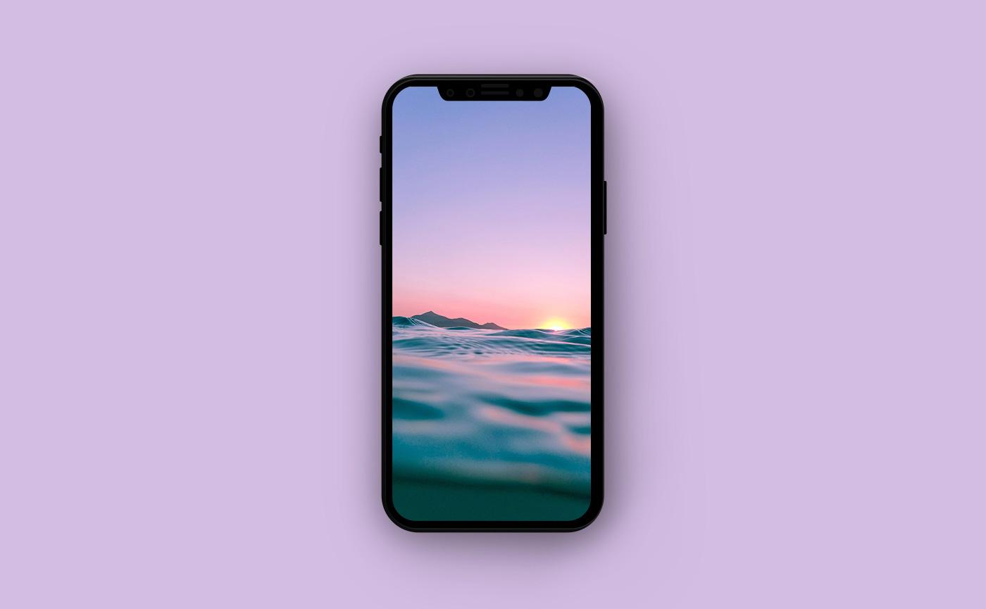 Обои для iPhone - морские просторы