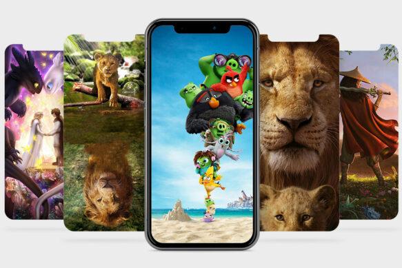 #19 Обои для твоего iPhone: современные мультфильмы