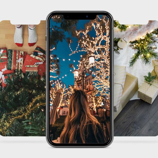 #22 Новогодние обои для твоего iPhone: подготовь свой телефон к празднику