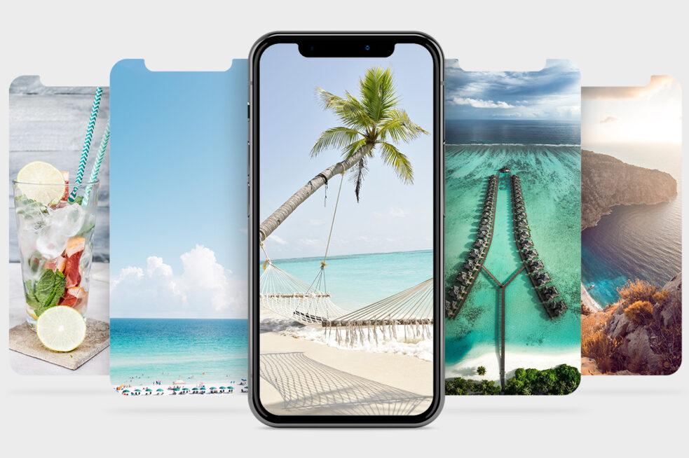 #26 Обои для твоего iPhone: время отпуска