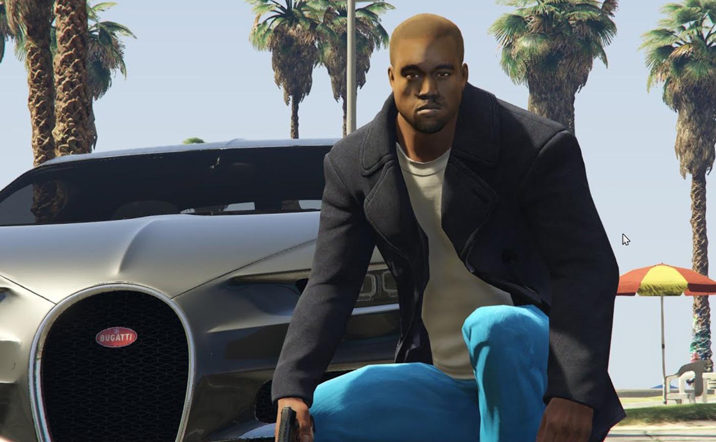 репер в Grand Theft Auto-5