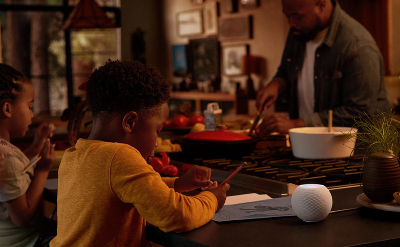 Siri и управление умным домом