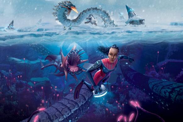 Обзор видеоигры Subnautica: Below Zero