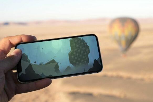 5 классных мобильных игр для iOS и Android