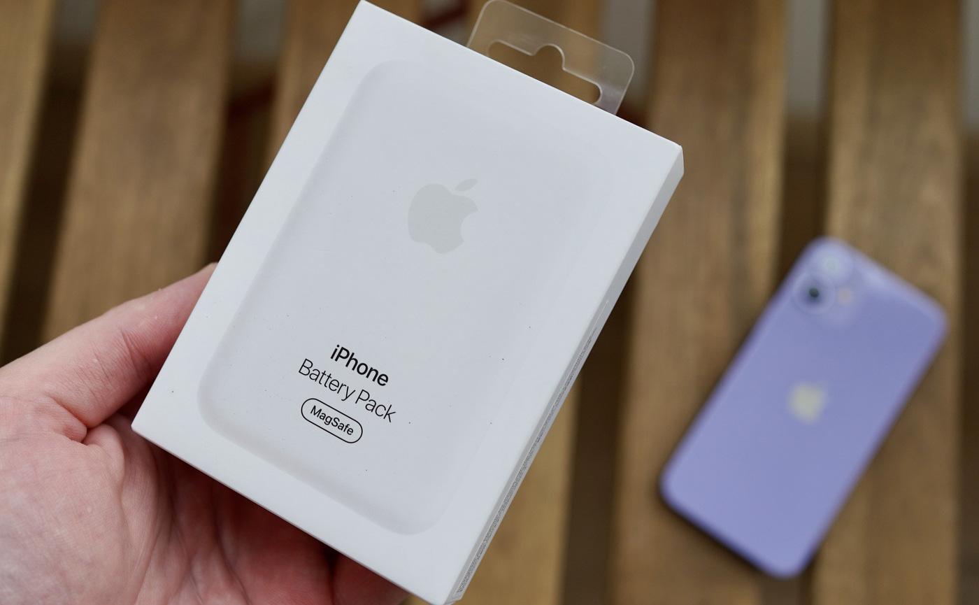 упаковка батареи