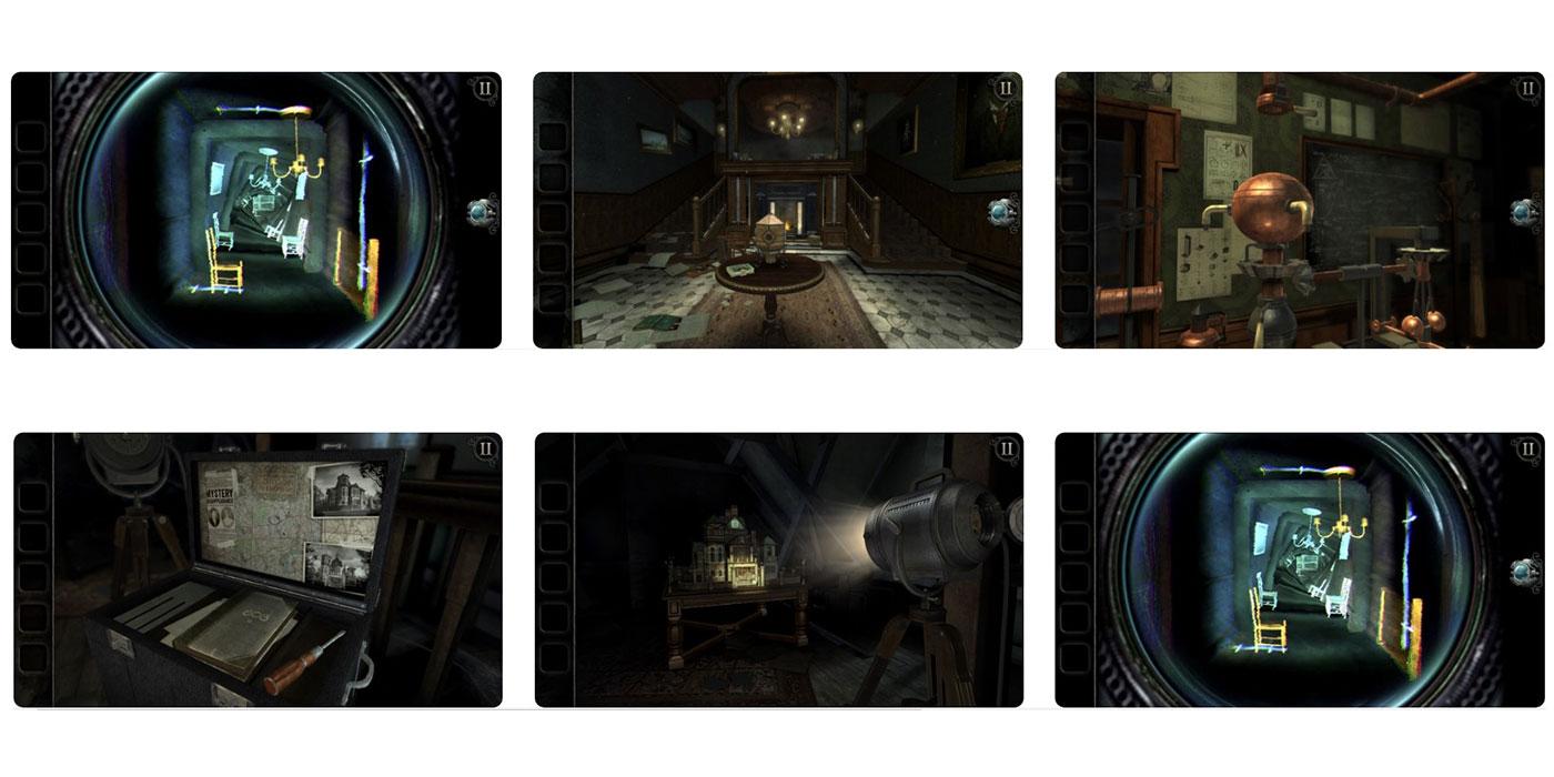 Скриншоты головоломки The Room