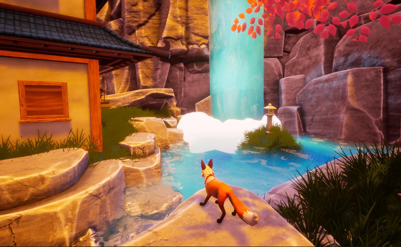 Zenko A Fox's Tale